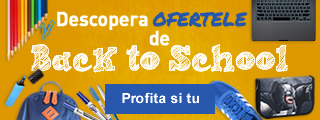 Descopera ofertele de Back to School. Profita si tu!