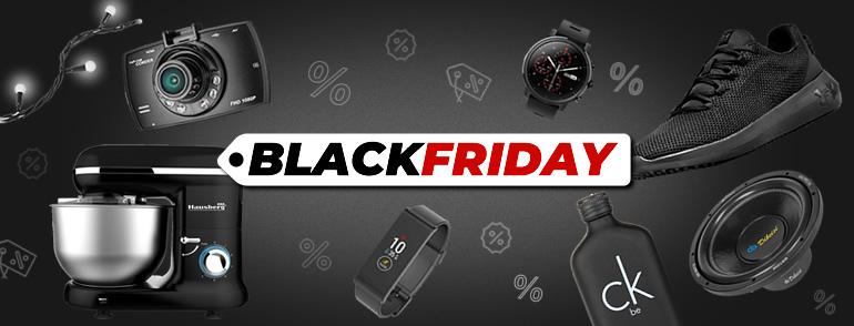 E Black Friday. Profita de reduceri!