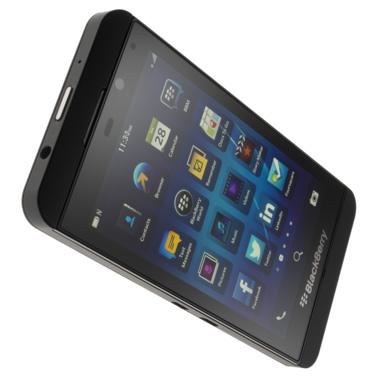 Ecran BlackBerry Z10