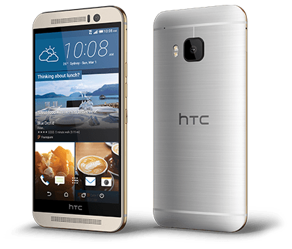 Main HTC One M9
