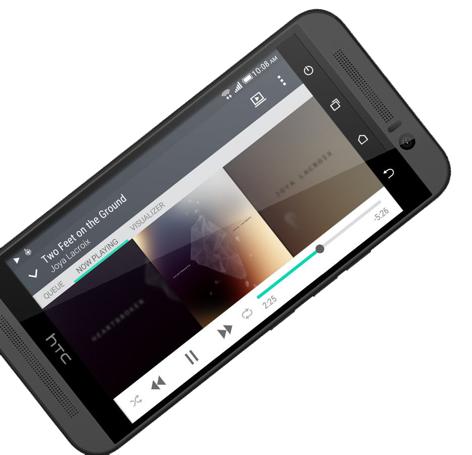 Display HTC One M9