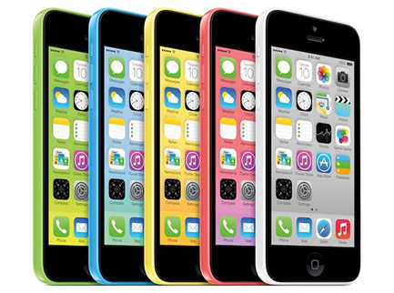 Culori iPhone 5C
