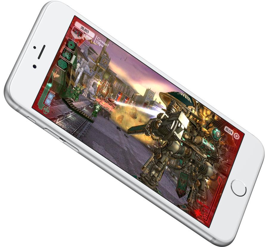 Procesor iPhone 6s