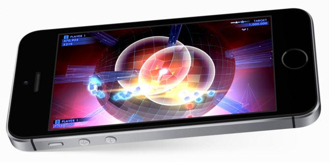 Design iPhone SE