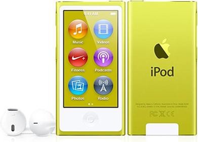 Design iPod Nano