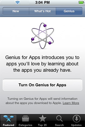 Aplicatie Genius