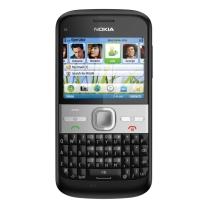 Nokia E5 Negru