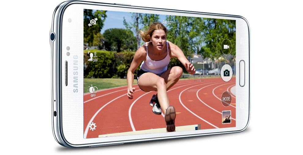 Camera Samsung Galaxy S5